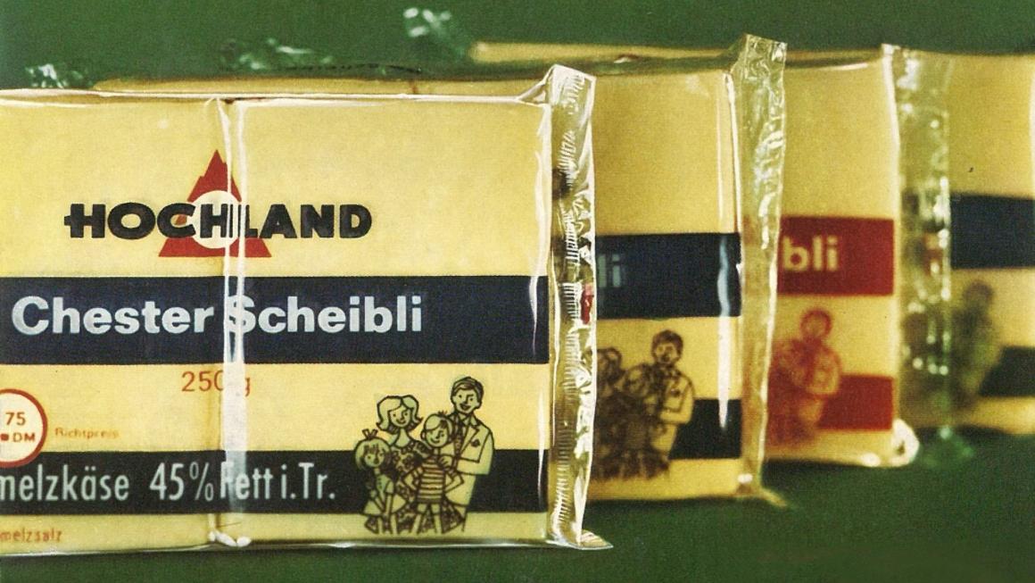 Hochland Scheibli 1962