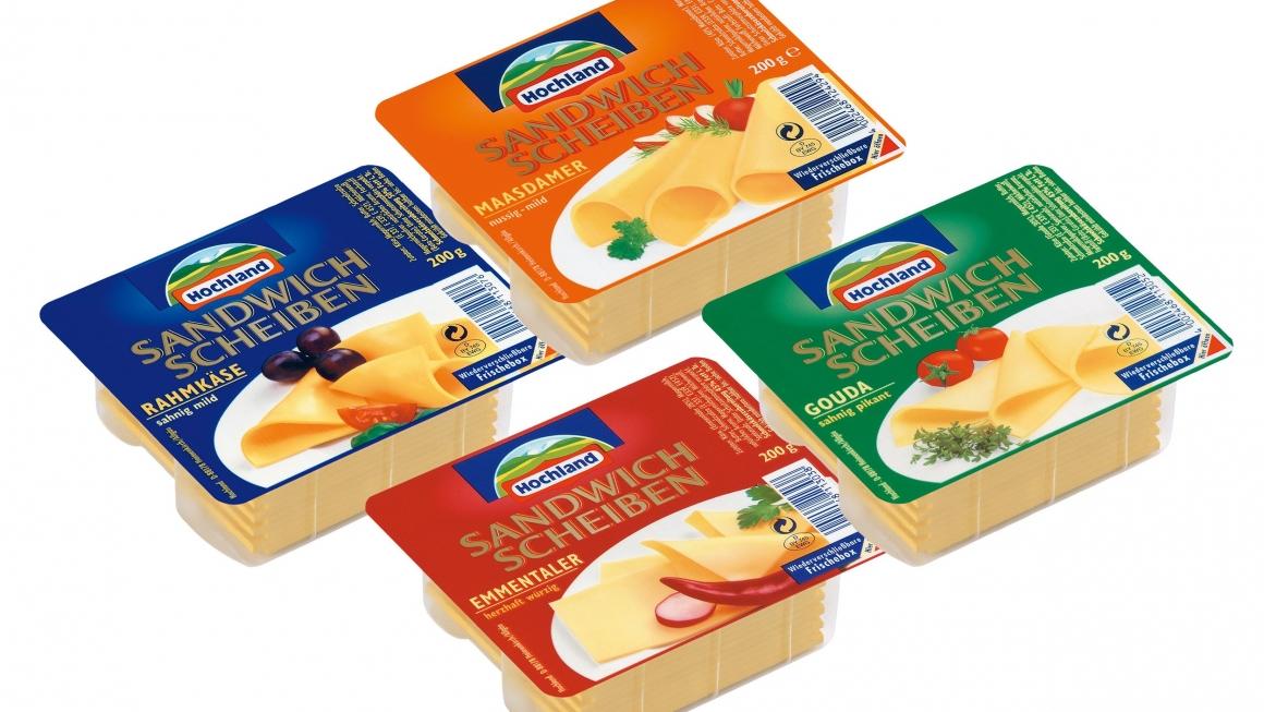 Hochland Sandwich Scheiben 1999