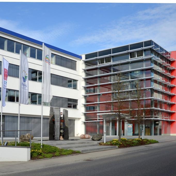 Hochland Gebäude Neubau Heimenkirch 2007